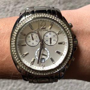 Michael Kors Cameron Chronograph Watch